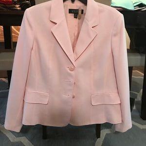 Kasper light pink blazer
